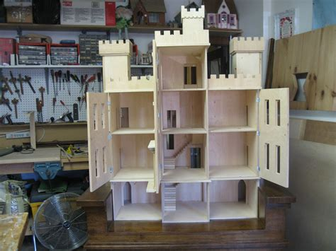 dollhouse thornhill castle scale doll houses doll