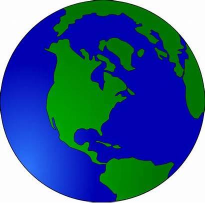 Earth Clipart Globe Earths Clip Animated Crust
