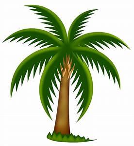 Cartoon Palm Tree Clip Art Free - Cliparts.co