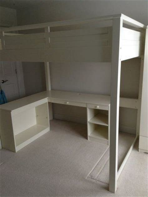 pottery barn loft bed with desk 17 best ideas about loft bed desk on bunk bed