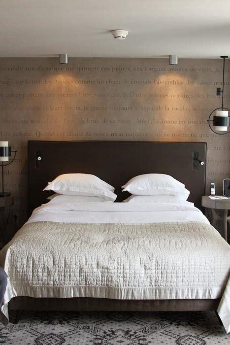 deco chambre marron deco chambre lit marron design de maison