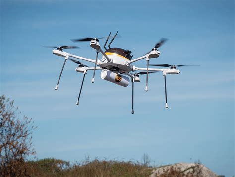 the impact of commercial uavs on corporate america and shopping and package delivery