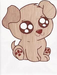 A Cute Puppy Drawing - AnnaR © 2018 - Aug 21, 2011