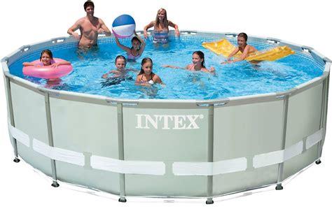 pool kaufen was beachten wasser garten sommer - Pool Set Kaufen
