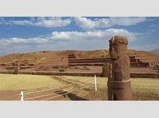 Tiwanaku Spiritual and Political Centre of the Tiwanaku