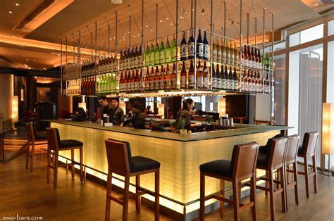 zuma hong kong restaurant and lounge bar featuring