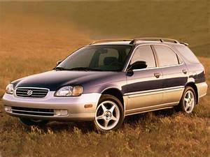 2001 Suzuki Esteem Pictures Including Interior And