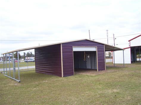 North Carolina Metal Barns