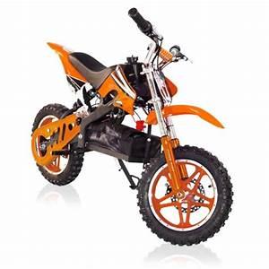 Mini Moto Electrique : e dirt bike mini moto cross moteur lectrique 800 watts ~ Melissatoandfro.com Idées de Décoration