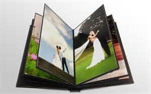 5x7 wedding photo album picture album for engagement photos mini album bridebox