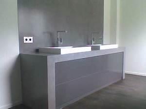 Beton Cire Bad : design handwerk beton cire ~ Indierocktalk.com Haus und Dekorationen