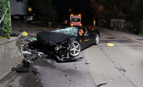 Celebrities In Fatal Car Crashes