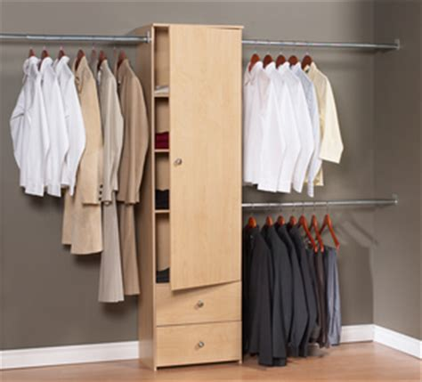 are your closets fix that with one of these