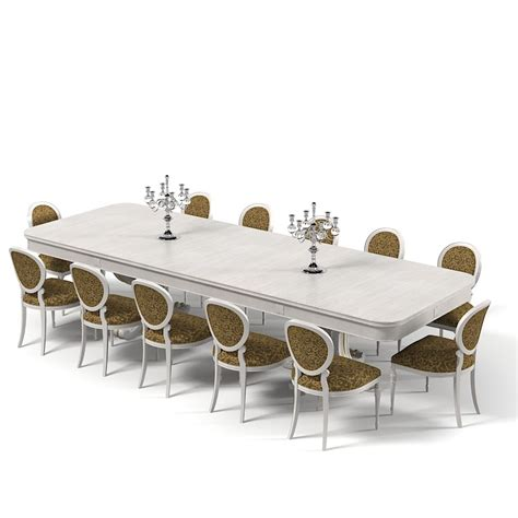 Use this guide to learn how to choose the perfect dining table size. 12 Person Dining Table: Designs and Benefits - HomesFeed