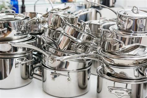 cookware pans pots saucepan pan stainless thewirecutter