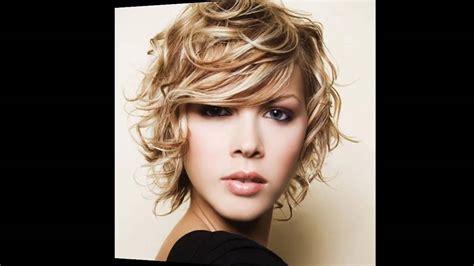 frisuren lockiges haar kurzhaarfrisur f 252 r lockiges haar