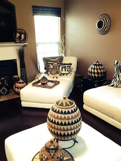 35 Exotic African Style Ideas For Your Home  Loombrand