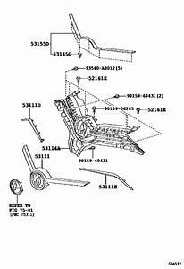 Radiator Grille For 2015   Corolla