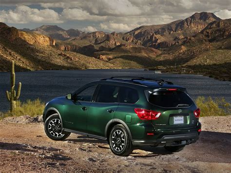 Nissan Rock by 2019 Nissan Pathfinder Rock Creek Edition Road Test And