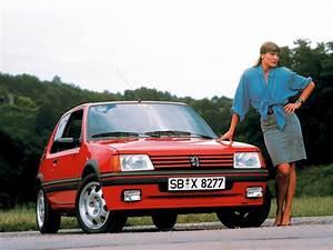 Peugeot 205 GTI : « Mythologie » des années 80 !