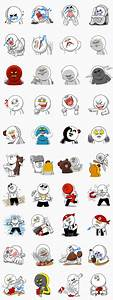 Moon: Mad Angry Edition Line Sticker - Rumors City