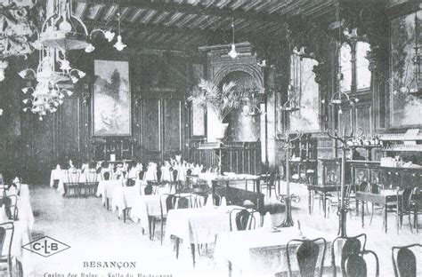 Restaurant Les Bains Besanã On by Fichier Restaurant Du Casino De Besan 231 On Les Bains Jpg