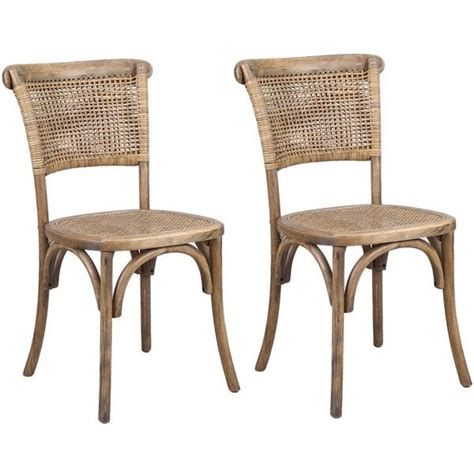 best 25 rattan dining chairs ideas on