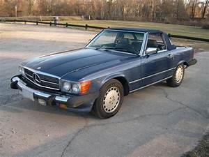 1986 Mercedes-benz 560sl Convertible