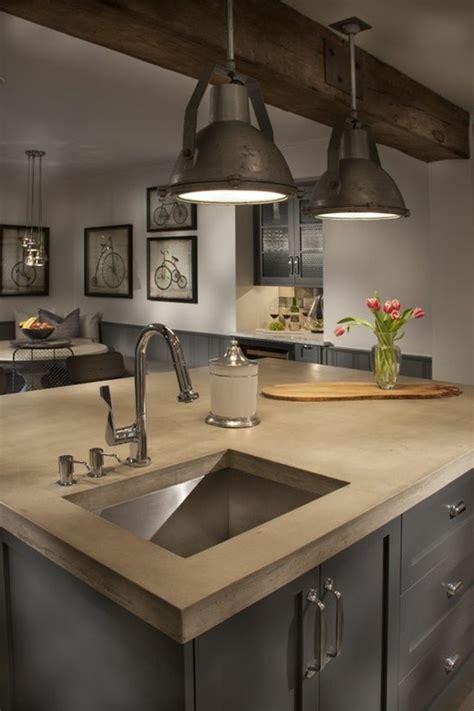 cuisine taupe et bois davaus cuisine bicolore bois et gris avec des