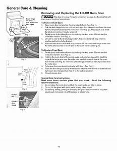 Page 18 Of Kenmore Oven 790 9090 User Guide