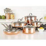 cookware sets  pots pans sets youll love   wayfair