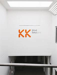 Brand New  New Logo And Identity For Kk Wind Solutions By