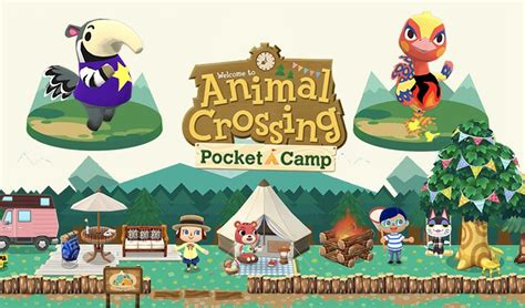 pocket camp  event