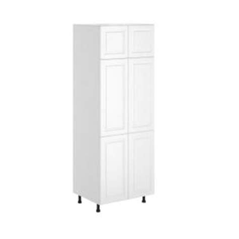 White Pantry Cabinet Home Depot by Fabritec Ready To Assemble 30x83 5x24 5 In Birmingham