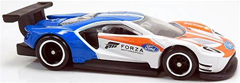 Hotwheels 2016 Ford Gt Race 2016 ford gt race 82mm 2017 wheels newsletter