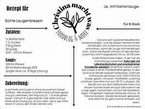 Was Ist Lauge : christina macht was echte brezeln ja mit natronlauge ~ Lizthompson.info Haus und Dekorationen