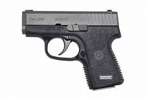 Kahr® Arms Introduces Cerakote™ Tungsten to .380 ACP Series