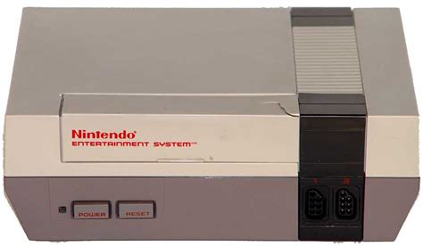 nintendo entertainment system console the nintendo entertainment system generated a
