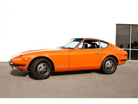 72 Datsun 240z For Sale by 1972 Datsun 240z For Sale Classiccars Cc 1101655