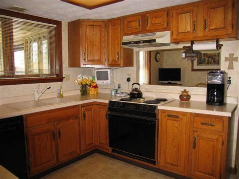 Paint Colors For Dark Kitchen Cabinets Color Schemes Oak
