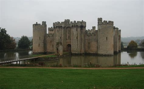 Bodiam Castle And The Exploration Of Space Castle