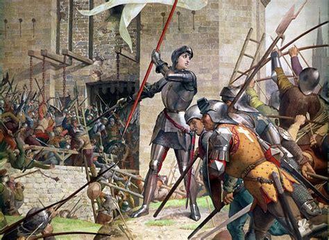 8 mai 1429 jeanne d arc délivre orléans assiégée par les