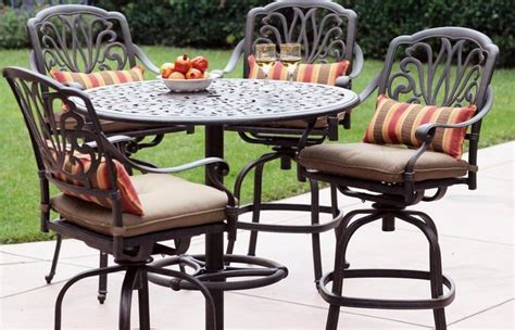 Small Patio Table And Chairs by Patio Small Garden Table Outdoor Bistro Clearance