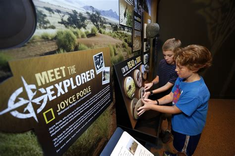 national geographic presents earth explorers exhibition