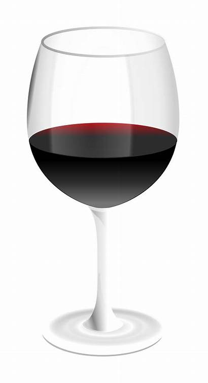 Wine Glass Clipart Clip Transparent Well Aging