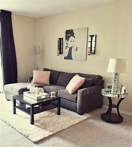 Sofa Für Kleine Wohnzimmer : 150 bilder kleines wohnzimmer einrichten ~ Bigdaddyawards.com Haus und Dekorationen