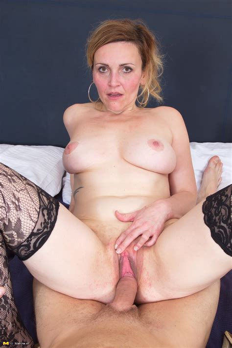 hot milf fucking her toy boy