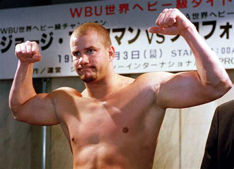 tommy morrison dies  heavyweight champion dead