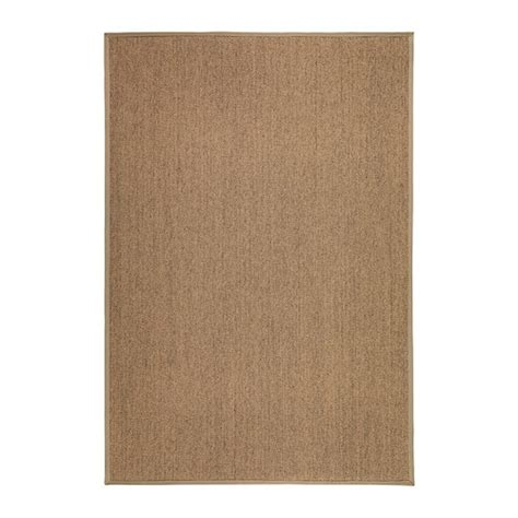 jute teppich ikea osted rug flatwoven 4 4 quot x6 5 quot ikea