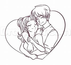 Cute Couple | drawings | Pinterest | Teen couples, Anime ...